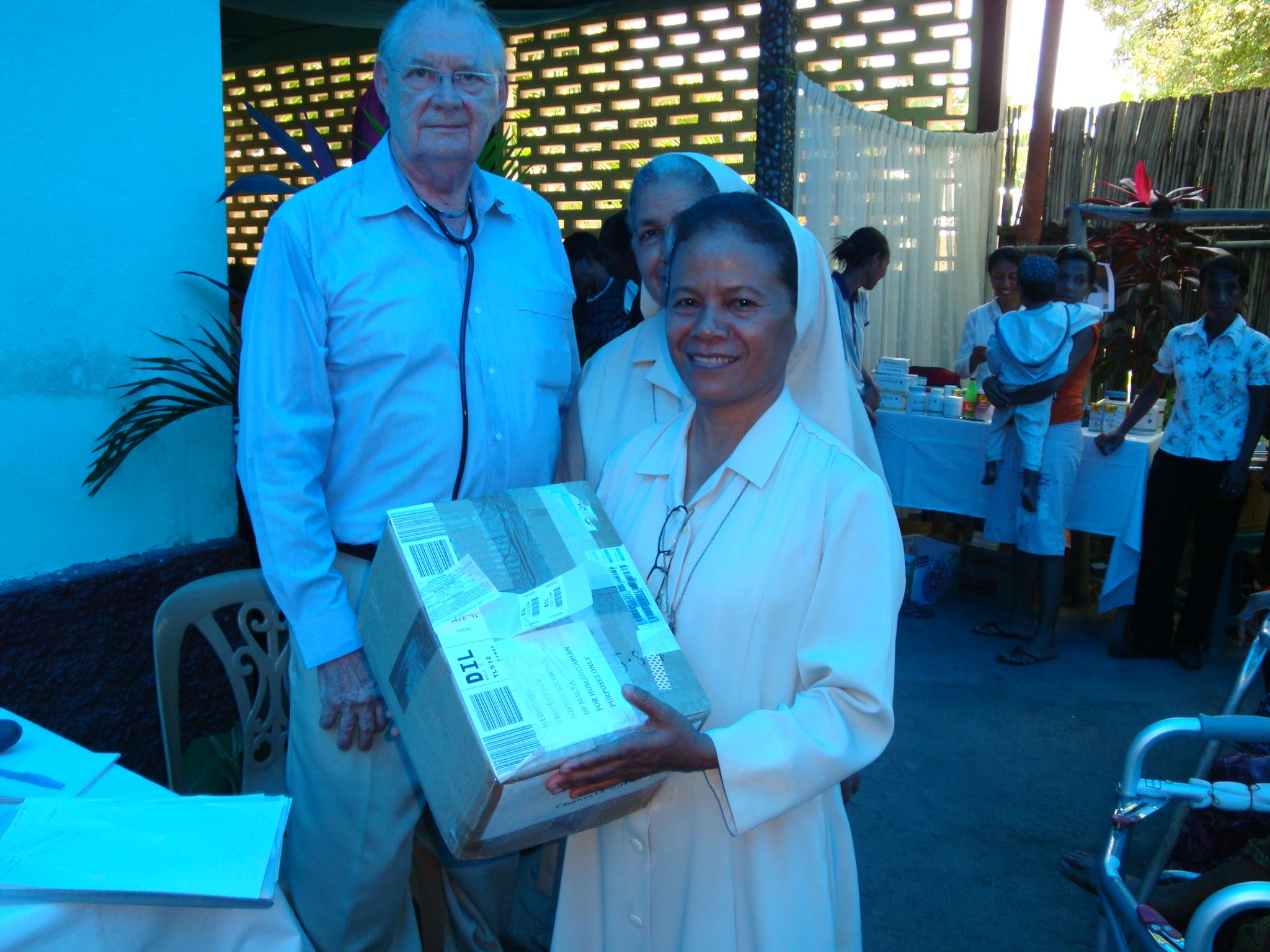 Providing Pharmeceutical Support To Medical Clinics In Timor-Leste