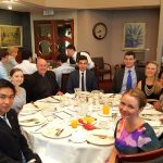 CFTH Breakfast 16 Fr Morgan Batt and friends