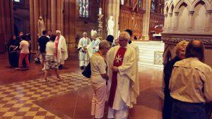 Sydney Lourdes Day Mass Celebrations