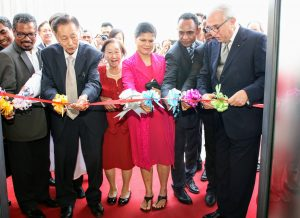 Opening of the Order's Medical Clinic in Dili